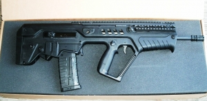 IWI TAVOR .556, 16INCH AND 18INCH BULLPUP RIFLE